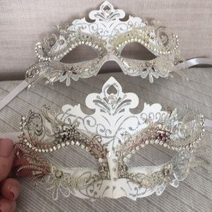 Accessories - ✨ NWOT. Bundle of two Carnival Masks
